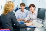 leningaanbieding aan personen die financiering nodig hebben